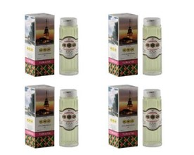 Pereja Limon Kolonyası 4lü Set 400 Ml Cam